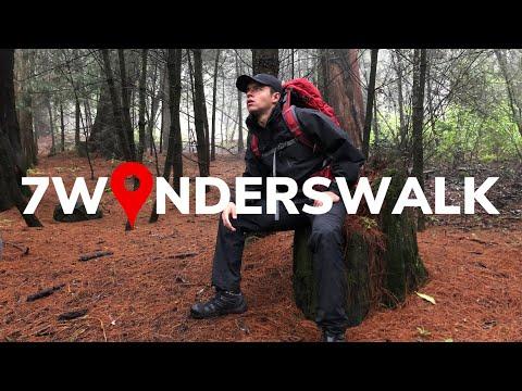 7 Wonders Walk: La vuelta al mundo en 7 Maravillas de Jonatan Montoya