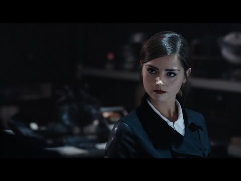 Jenna Coleman on being Bonnie a.k.a. Bad Clara  Doctor Who: Series 9 2015  BBC