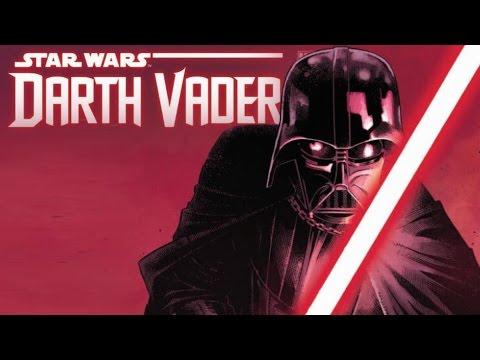 New Darth Vader Comic Series Coming June 2017!