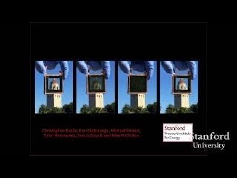 Stanford Webinar- Smart Glass-How Metal Ions May Revolutionize Tinting and Energy Efficien