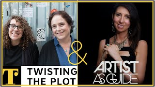 An Interview with Twisting the Plot (FULL PODCAST) | ARTIST AS GUIDE