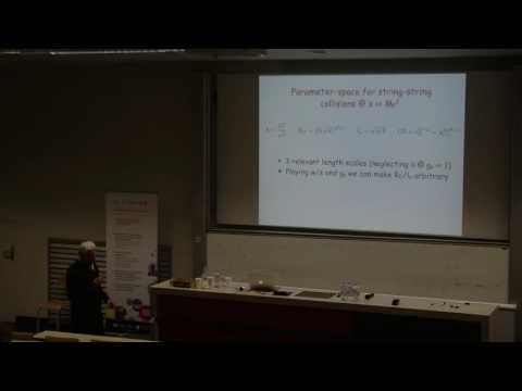 Pr Gabriele Veneziano - S-matrix approach to gravitational scattering, bremsstrahlung, and collapse