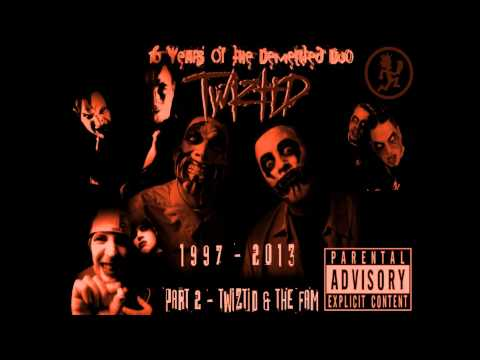 Twiztid- When It Gets Dark (Samhein Witch Killaz feat. Prozak)