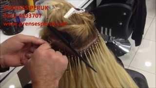 Boncuk Saç Kaynak Modelleri-Prenses Peruk & Kuaför- 0312 4193707