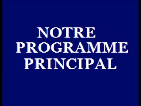 Flash-Bang Feature Presentation (Notre Programme Principal) 1994 Logo