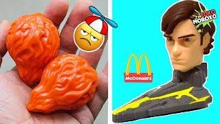 Otros 7 Juguetes de La Cajita Feliz de McDonalds que NO Hicieron Feliz a Nadie | Con Luan Palomera