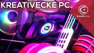 DER KREATIVECKE HIGH END GAMING PC - ENDLICH! | Adressable RGB und Maximal Leistung