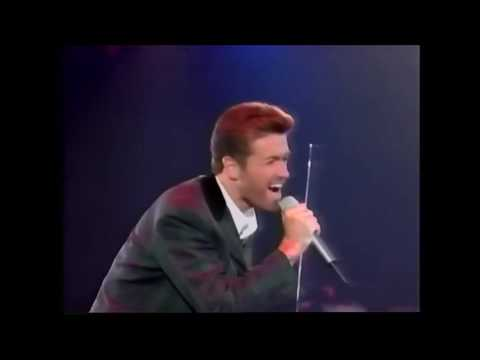George Michael - Killer / Papa Was a Rollin' Stone (Live)