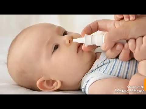 Remede naturel contre le rhume de bebe