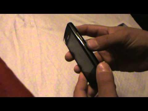 Nokia 500 unboxing