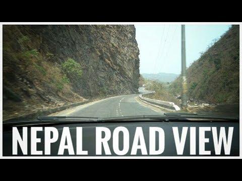 NEPAL ROAD VIEW ഒരു ലോ ബജറ്റ് നേപ്പാൾ യാത്ര  Martin Travel Tips Explorekerala -Nepal