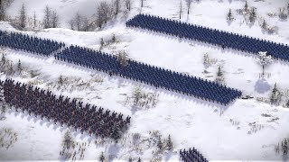 Cossacks 3 - Mission 3 BATTLE OF KESSELSDORF | Huge gambles and Great achievements