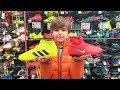 Getting New Football  Soccer Shoes