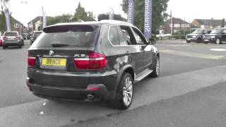 The New BMW X5 xdrive35d 10 Year Edition Videos