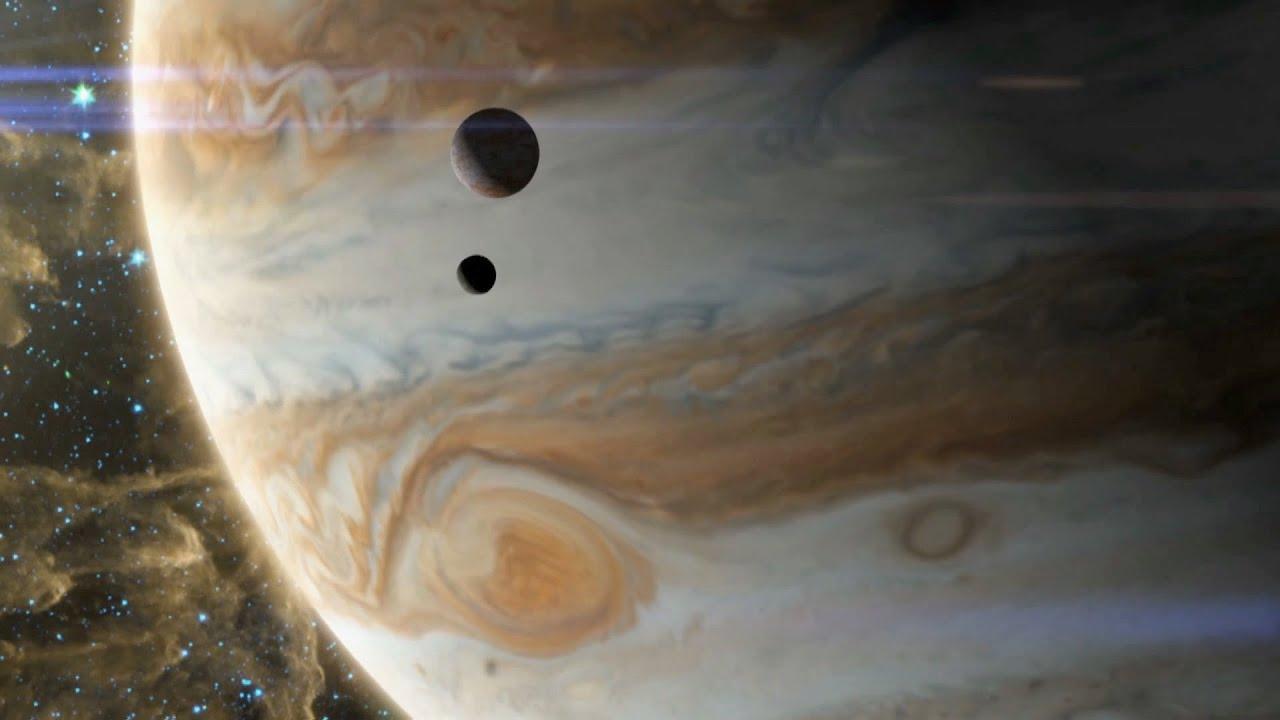 Les dossiers de la NASA: explosion nucléaire sur Jupiter