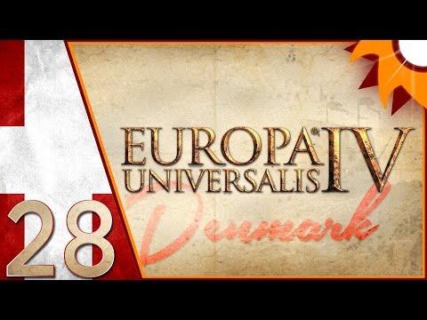 Europa Universalis IV as Denmark - Episode 28 ...Endless Wars...