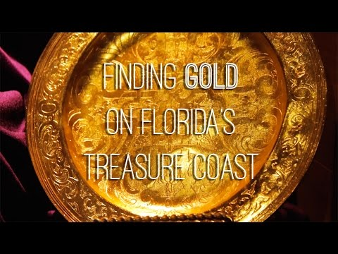 Finding Gold on Florida's Treasure Coast | Vlog 028