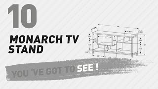 Monarch TV Stand // New & Popular 2017