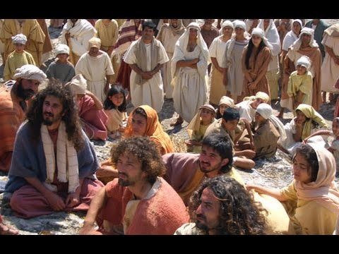 Jesus Feeds 5000 & Walks on Water, Bible Stories for Adults, NT ...