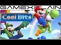 Cool Bits - New Super Mario Bros. U's Trippy Luigi Secret
