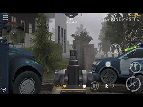 Modern Strike:online Gameplay || Android