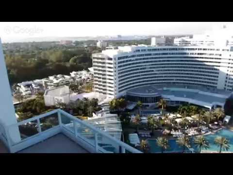 LIVE Miami Beach, Fountainebleau Hotel