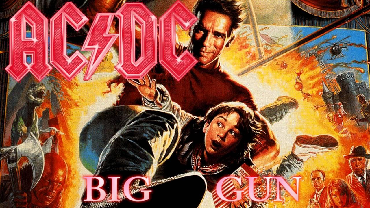 AC/DC - Big Gun - YouT...