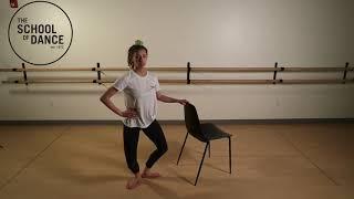 Ballet Barre w/ Bayley