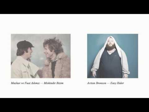 Easy Rider / Adımız Miskindir Bizim - Instrumental Edit (Action Bronson / Mazhar ve Fuat)