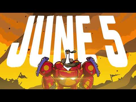 Mighty Goose Release Date Announcement Trailer