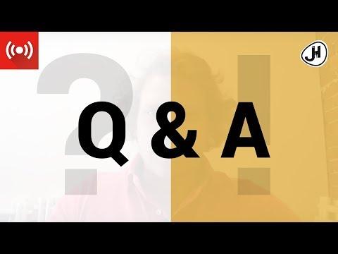 Live Krypto Q&A mit Julian am 16.3.2018