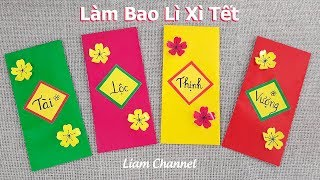 Lucky Money Envelope | Liam Channel