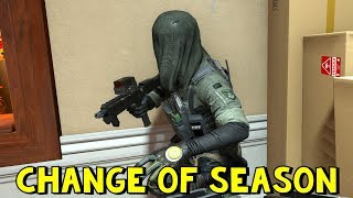 Change of Season | Rainbow Six Siege (New Mic Settings)
