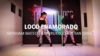 Loco Enamorado - Abraham Mateo ft. Farruko, Christian Daniel - Zumba - Flow dance fitness