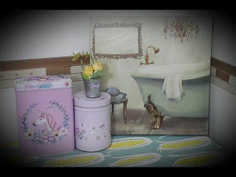 Pakistani Small Bathroom Decor