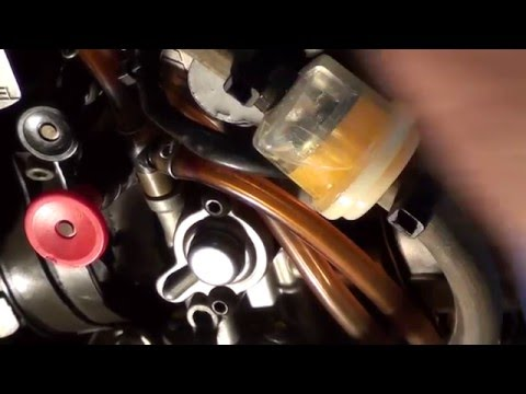 [SCHEMATICS_4HG]  How to Install A Fuel Filter on a Dirt Bike - YouTube | Install Inline Fuel Filter |  | YouTube