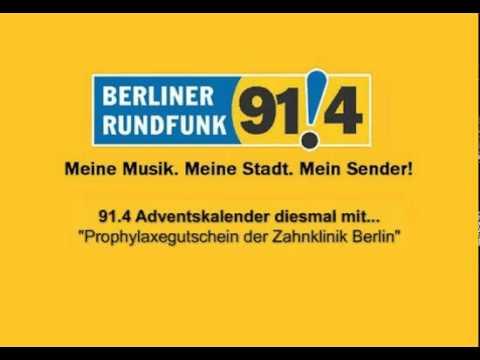 Radiomitschnitt Berliner Rundfunk