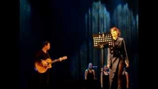 "Download EMMA SHAPLIN TENTADA Y CANTANDO "" SOLO LE PIDO A DIOS"" EN ROSARIO  2012.MPG Mp3 and Videos"