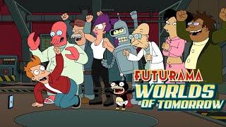 Futurama: Worlds of Tomorrow - Launch Trailer