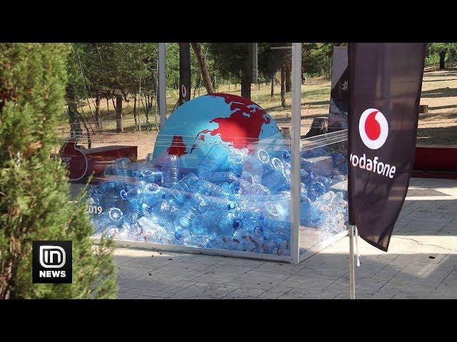 Vodafone Albania përcjell mesazh sensibilizues për të ruajtur planetin nga plastika