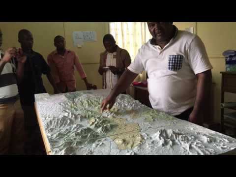 First Participatory 3D Mapping for Forest Monitoring in Cameroon