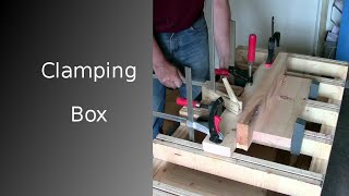 ⚙ The Clamping Box - The cheapest Workbench you can build [HD]