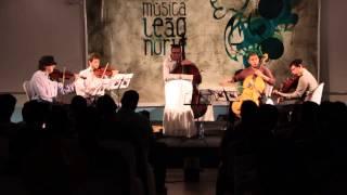 Quinteto da Paraíba -O Marco Marciano ( Lenine / Bráulio Tavarez )