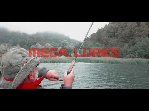 Mega Lures - Premium Custom Lures for Muskie, Pike, Bass