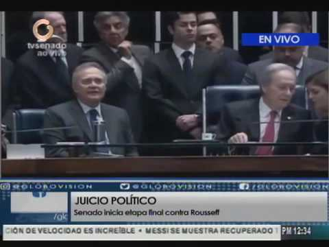 Destituida Dilma Rousseff de la presidencia de Brasil