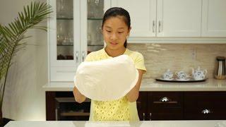 Homemade Pizza Dough 自制披萨面团