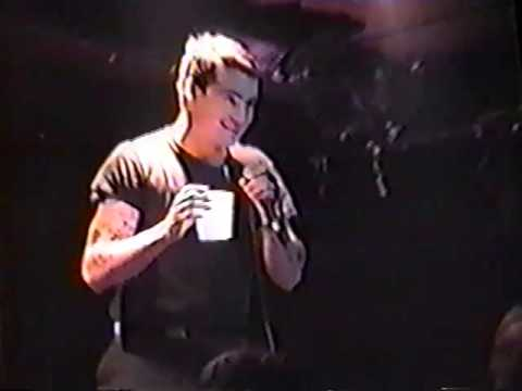 Henry Rollins - spoken word live in Toronto at The Rivoli - 3/16/91 - Pt. 6