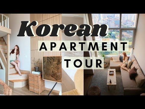 $500 Korean Apartment Tour | Daegu, Korea