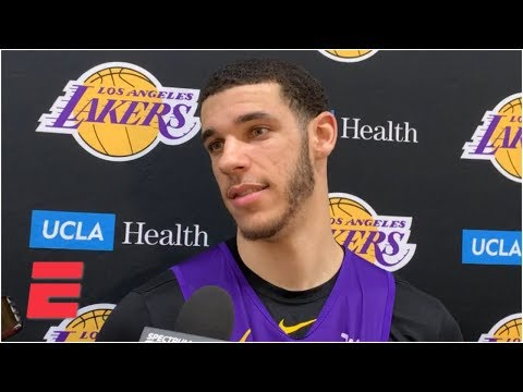 Lonzo Ball breaks down the Lakers' issues and what needs to improve | NBA 2018-19