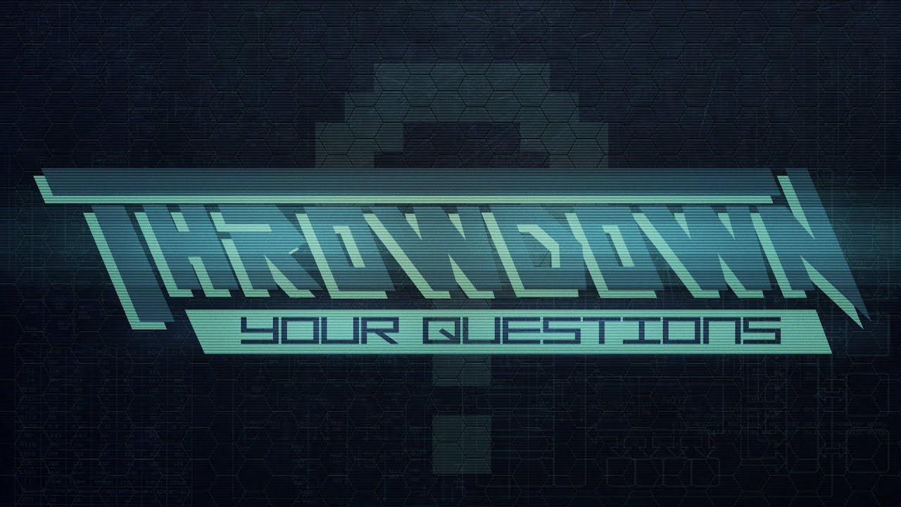Throwdown Your Questions Ep. 290